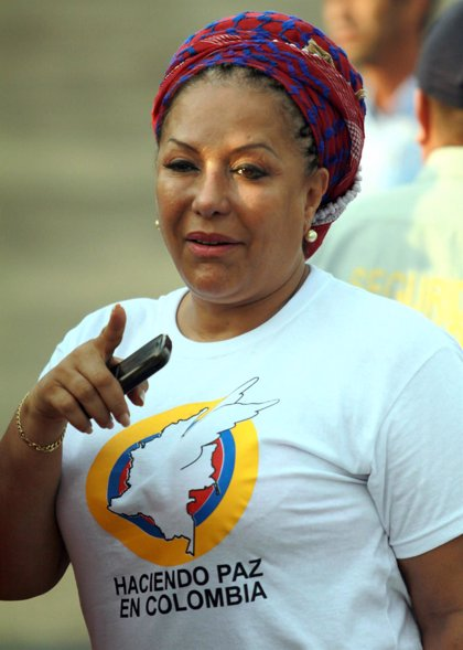 Colombia.- El Gobierno colombiano indemnizará a Piedad Córdoba por seguimientos y esuchas ilegales