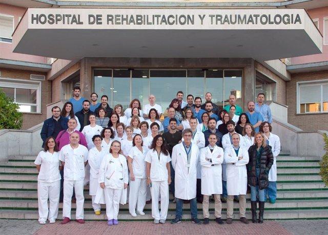 Especialistas en Ortopedia Infantil del Virgen del Rocío