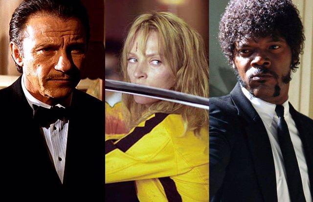 Los cinco actores fetiche de Quentin Tarantino