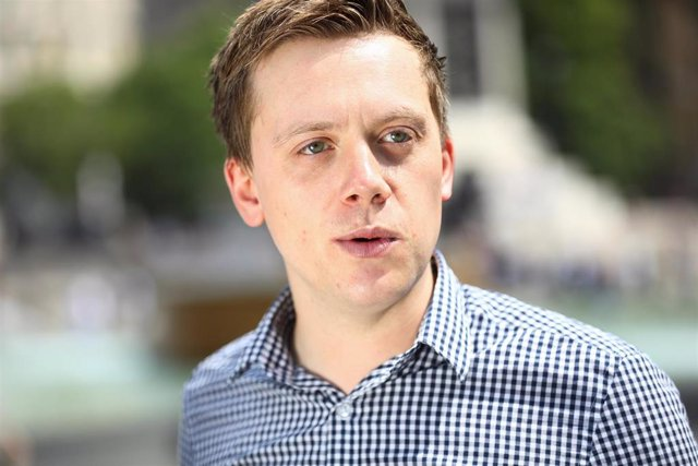 El analista político británico Owen Jones