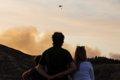 """El incendio de Gran Canaria, """"imparable"""", quema ya 3.400 hectáreas y obliga a desalojar a 5.000 personas"""