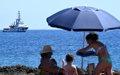 El Gobierno ofrece Baleares al Open Arms por ser el puerto español más cercano y espera una respuesta de la ONG