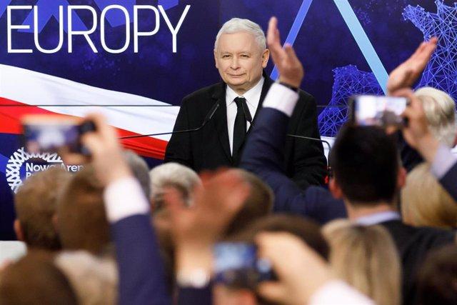 Jaroslav Kaczynski, líder del PiS