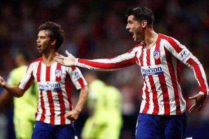Crónica del Atlético de Madrid - Getafe, 1-0