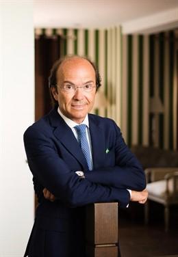 El nuevo consejero de Universidades, Ciencia e Innovación de la Comunidad de Madrid, Eduardo Sicilia.