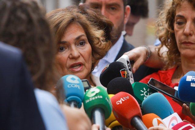 """El Gobierno central expresa """"dolor e indignación"""" por el asesinato de un menor en Andorra (Teruel) a manos de su padre"""