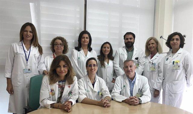 Unidad de Diabetes y Embarazo del Hospital Virgen Macarena.