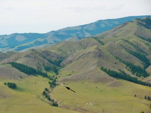 Yacimiento del valle de Tolbor