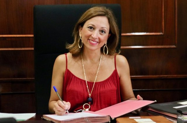 La delegada de la Junta de Andalucía en Málaga, Patricia Navarro.