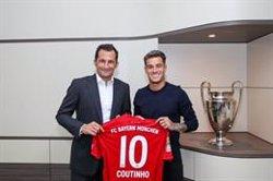 El Barça confirma la cessió de Coutinho al Bayern (BAYERN DE MÚNICH)