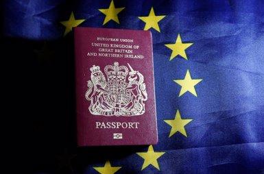 """Un ministre del Regne Unit rebutja l'""""alarmisme"""" que ha creat el document filtrat sobre el Brexit (REUTERS / FRANCOIS LENOIR - Archivo)"""