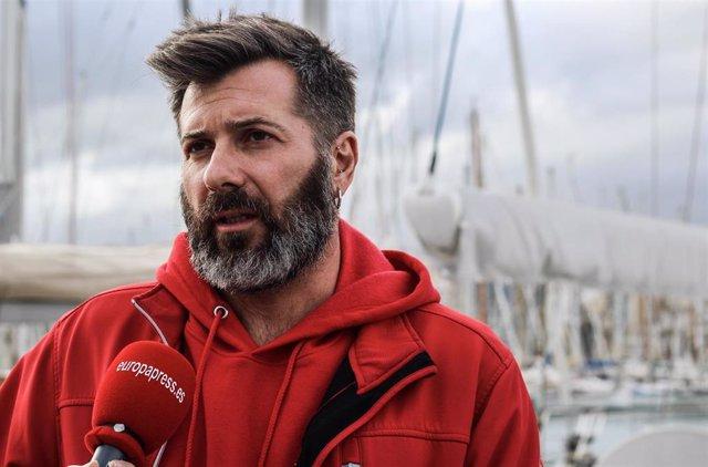 Ricardo Gatti, director de Open Arms Italia.