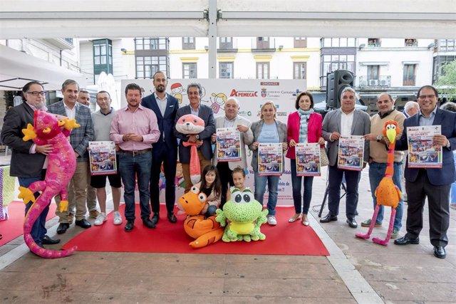 Presentación de 'Torrelavega se divierte'