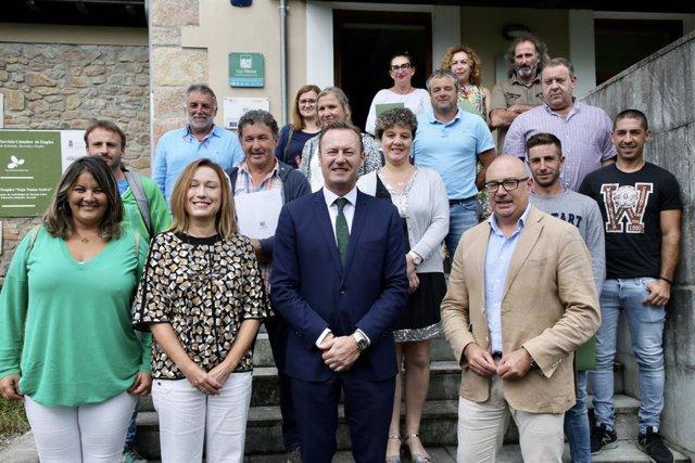 El Gobierno financia 11 proyectos en la comarca Saja-Nansa con más de 124.000 eu