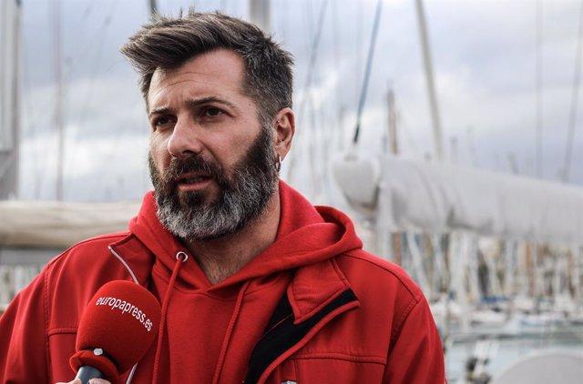 Ricardo Gatti, director d'Open Arms Itàlia.