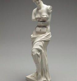 El Meadows Museum rep la donació de l'escultura 'Venus de Milo amb calaixos' de Dalí (MEADOWS MUSEUM)