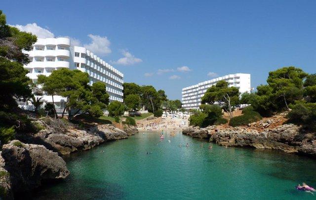 Hotel Marina Skorpios en Cala d'Or (Mallorca)