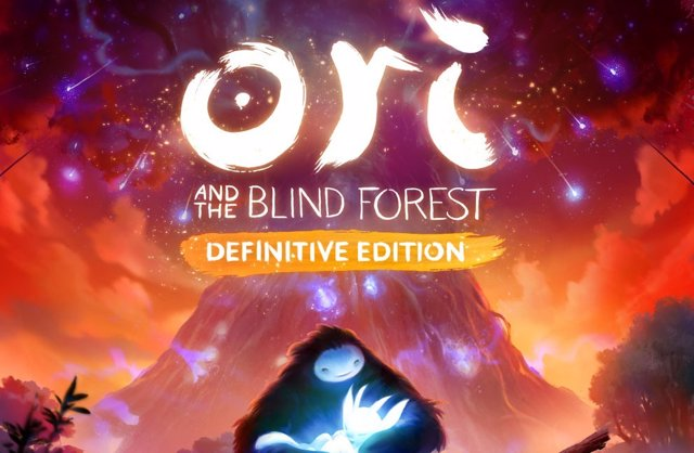 El cartel del videojuego Ori and the Blind Forest Definitive Edition