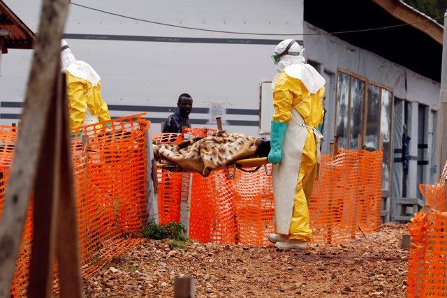 RDCongo.- Localizado un caso de ébola en una zona remota de RDC controlada por una milicia