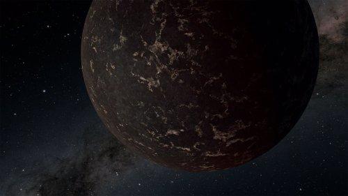 Exoplaneta LHS 3844b