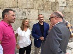 Fernández (PP) demana la dimissió de Jordà per la gestió dels afectats per l'incendi de Ribera d'Ebre (PARTIDO POPULAR)