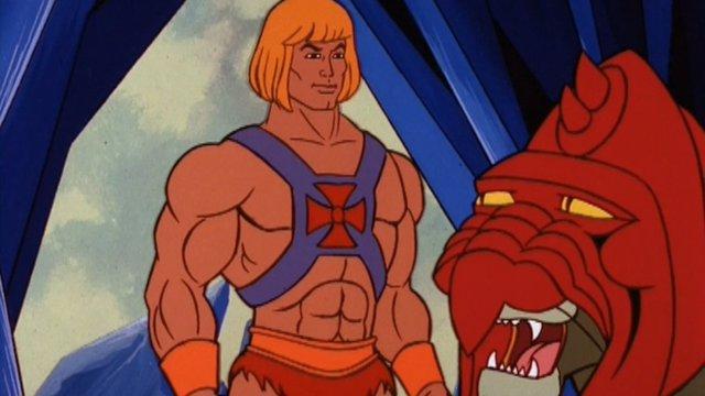 Imagen de 'He-Man y los Masters del Universo', la mítica serie de animación