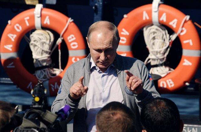 """EEUU/Rusia.- Rusia acusa a EEUU de aumentar la """"tensión militar"""" con el ensayo d"""
