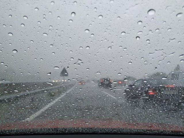Lluvias en Barcelona