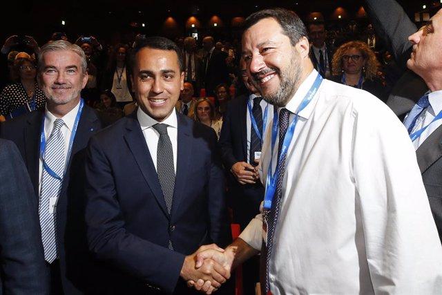 Italia.- La coalición de gobierno en Italia ante la hora de la verdad