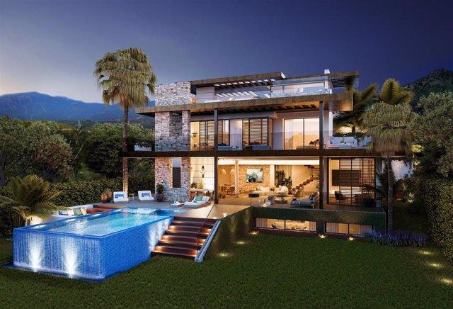 Be Lagom Artur Homes benahavís villas de lujo malaga costa del sol promoción sos