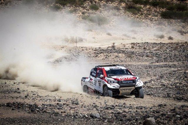 "Rally.- Fernando Alonso realizará varios tests con Toyota para ""familiarizarse"""