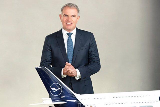 Alemania.- El CEO de Lufthansa dice que el sector aéreo necesita un crecimiento