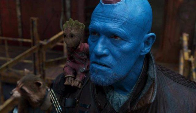 Imagen de Michael Rooker como Yondu en Guardianes de la galaxia Vol. 2