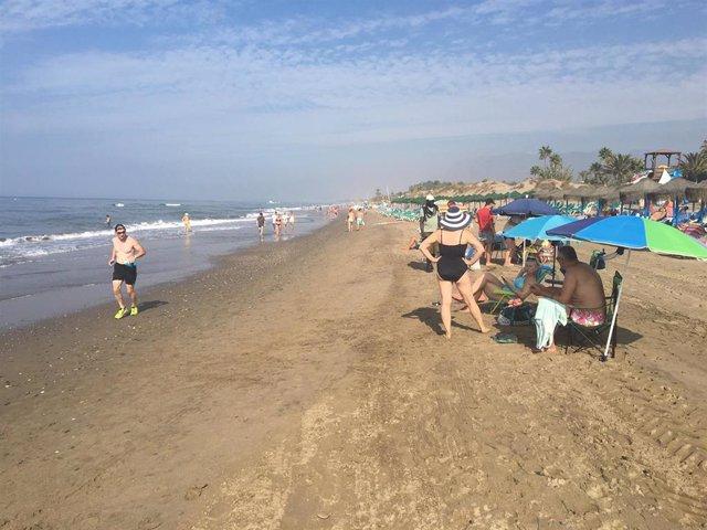 Playa de Marbella (Málaga)