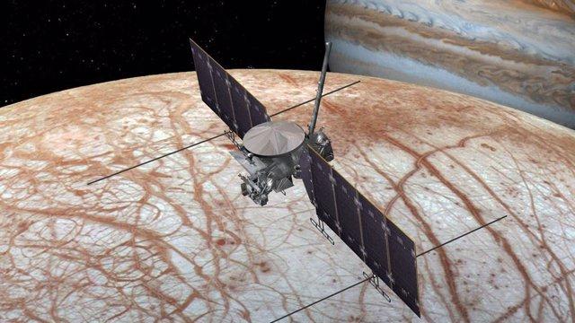La NASA confirma su misión Clipper a la luna Europa de Júpiter