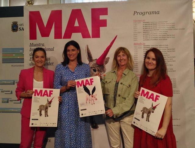 Presentación del MAF
