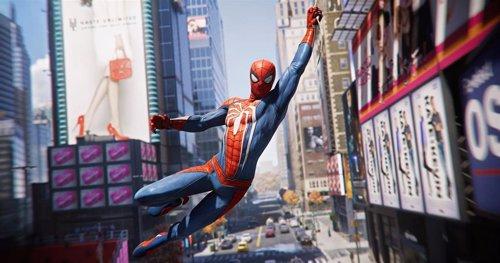 Videojuego 'Spider-Man' para PS4 de Insomniac Games