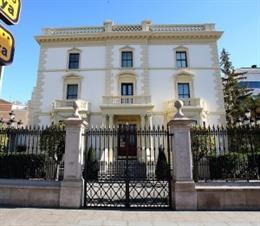 Palacio de Gobierno riojano