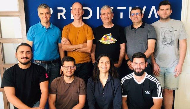 Málaga.- La 'startup' Predictiva capta 2,6 millones para desarrollar su tecnolog