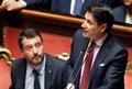Conte anuncia su dimisión como primer ministro de Italia