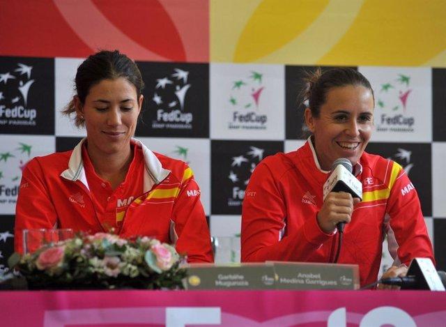 Tenis.- España conoce este miércoles su rival para clasificarse para las nuevas