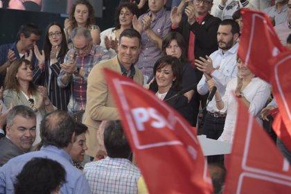 El PSOE, satisfecho con el acuerdo que convierte a Concha Andreu en la primera presidenta de La Rioja