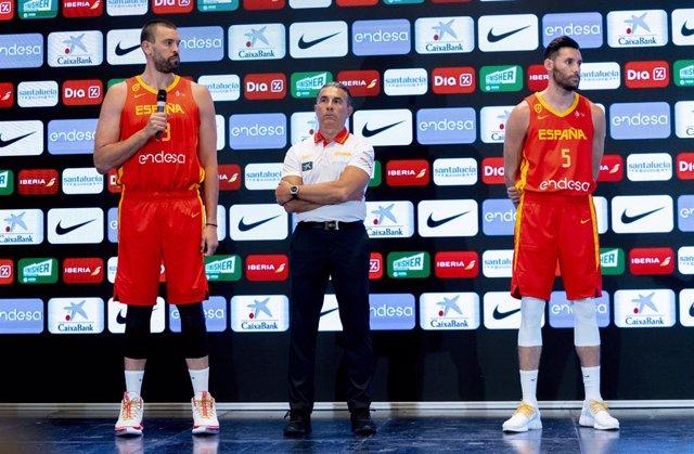 Baloncesto/Selección.- Agotadas las entradas para el España-República Dominicana