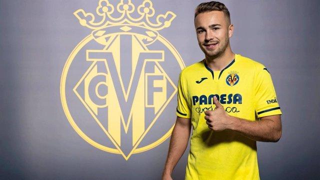 Fútbol.- Ontiveros alcanza un acuerdo con el Villarreal para las cinco próximas