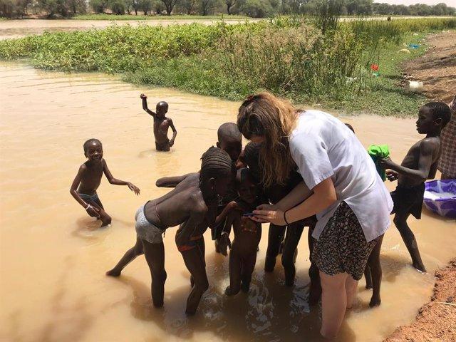 Cien voluntarios de la Juventud Vasca Cooperante apoyan a comunidades locales de África, Asia y América