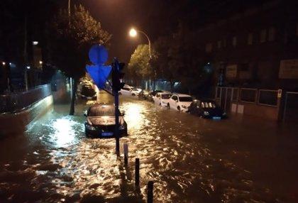 Alicante vive el día de verano más lluvioso en 160 años