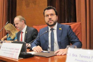 La Generalitat portarà el Govern espanyol als tribunals per l'impagament de les bestretes de l'any 2019 (EUROPA PRESS)