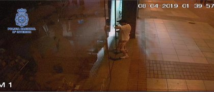 Un hombre de 46 años de Logroño detenido por el robo en establecimientos de hostelería y comercios
