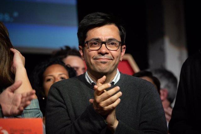 El secretario primero de la Mesa del Congreso y diputado de En Comú por Barcelona, Gerardo Pisarello.