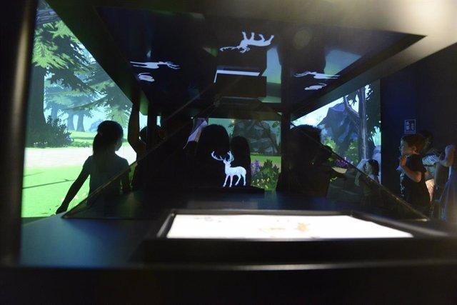 Espai Xiquets del Museu de les Ciències